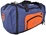 "Chicago Bears Duffle Bag 20"" Luggage Navy"