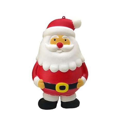 Regali Di Babbo Natale Giochi.Bestoyard Giochi Da Schiacciare Squishy Natale Babbo Natale