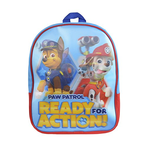 Paw Patrol Backpack Lenticular Moving Image Rucksack Children's School...