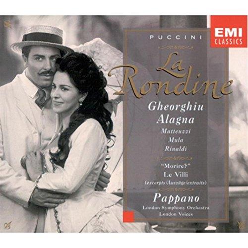 Puccini: La Rondine by EMI