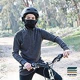 MERIWOOL Ski Mask For Kids 100% Merino Wool