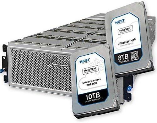 HGST HUH728080ALE600 0F25739 8000GB 7,2K RPM SATA 128MB 3.5 HDD Renewed