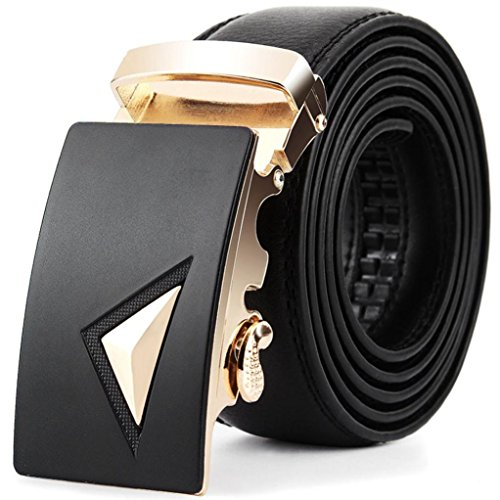 Catty Kelly 125CM Men Leather Automatic Buckle Belts