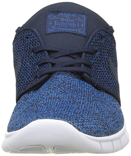 SB Stefan Blue Industrial Shoes Blue Max Obsidian photo Men's Nike Janoski dS5wndxH