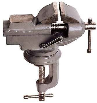 Maurer 20110610 Tornillo para mesa de bricolaje giratorio, 50 mm ...