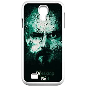 Breaking Bad SamSung Galaxy S4 I9500 White Phone Case Gift Holiday Gifts Souvenir Halloween gift Christmas Gifts TIGER155534