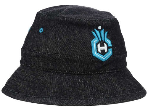 Charlotte Hornets NBA All-Denim Bucket Hat (L/XL) – DiZiSports Store