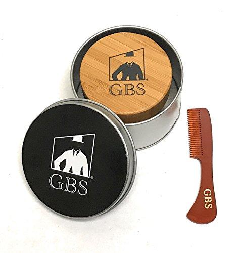 Beard Comb Set Bristles Moustache product image