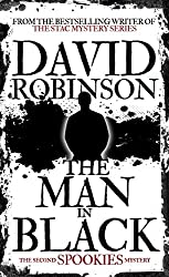 The Man in Black (#2 Spookies Mystery)