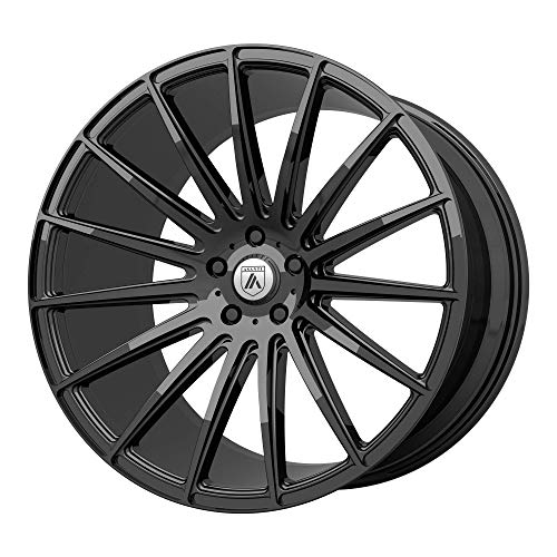 ASANTI BLACK POLARIS GLOSS BLACK POLARIS 20x9 5x120.00 GLOSS BLACK (35 mm) WHEELRIM