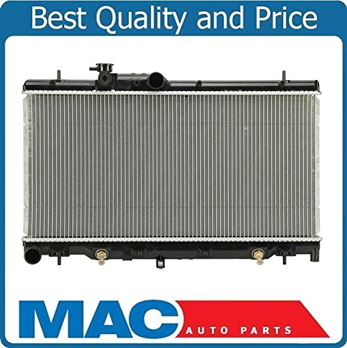 New Direct Fit Radiator 100% Leak Tested for Subaru Outback 2.5L 2000-2004
