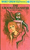 The Crooked Banister by Carolyn Keene front cover