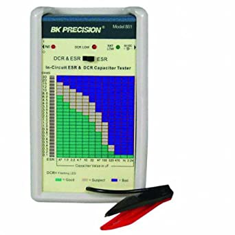 Bk precision 881 in circuit esr and dc resistance capacitor tester bk precision 881 in circuit esr and dc resistance capacitor tester sciox Choice Image
