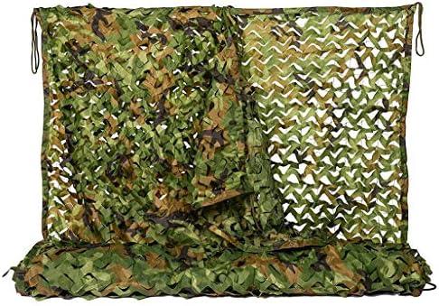 2mx3m Toldos de Jardín Refugios para Eventos Pérgola Sombra Ejército Red de Camuflaje Woodland Military para Niños Edificio Acampar Balcón Terraza Privacidad Protección Dormitorio Decoración 5mx3m: Amazon.es: Hogar