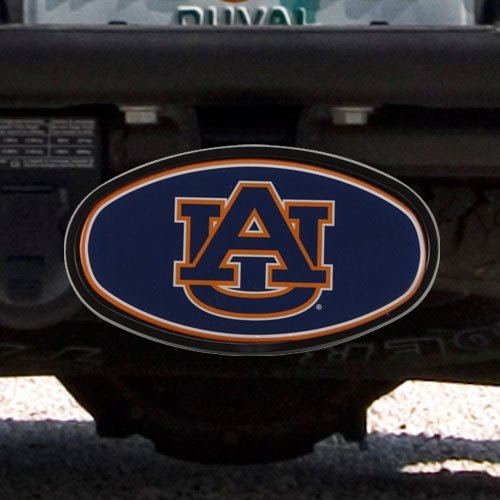 WinCraft Auburn University S50949 Oval 2 Hitch Receiver