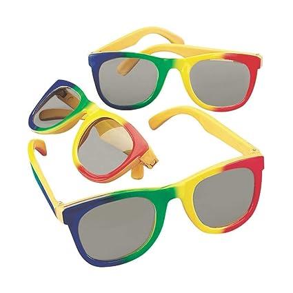 Amazon.com: Arco Iris anteojos de sol: Sports & Outdoors