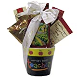GreatArrivals Gift Baskets Thanks 4 All U Do Teacher Appreciation Gift-Set