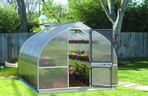 Riga Greenhouse - Exaco RIGA IV 135 Square Foot Greenhouse