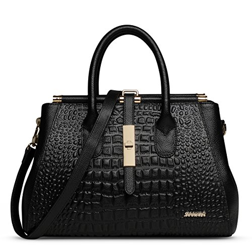 Black Designer Handbags - 5