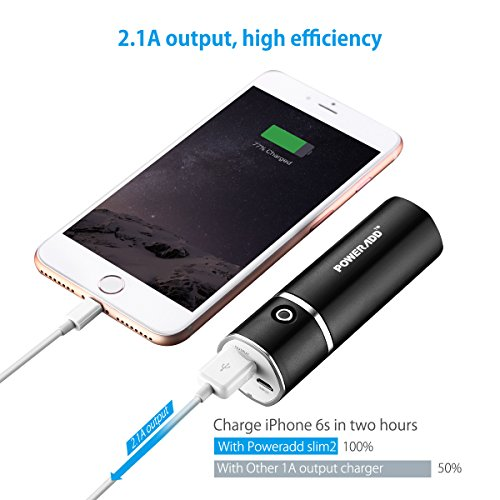 Portable Power Station Portable Mini Slim 20000mah Car Jump Starter Weber 6579 Q Portable Cart For Q1000 And Q2000 Series 6579 Portable Double Cassette Player: Poweradd Slim 2 5000mAh Ultra-compact Portable Power Bank