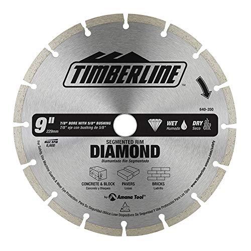 9 diamond blade - 9