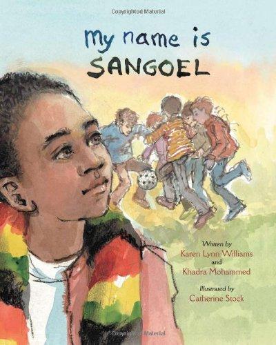 Books : My Name Is Sangoel