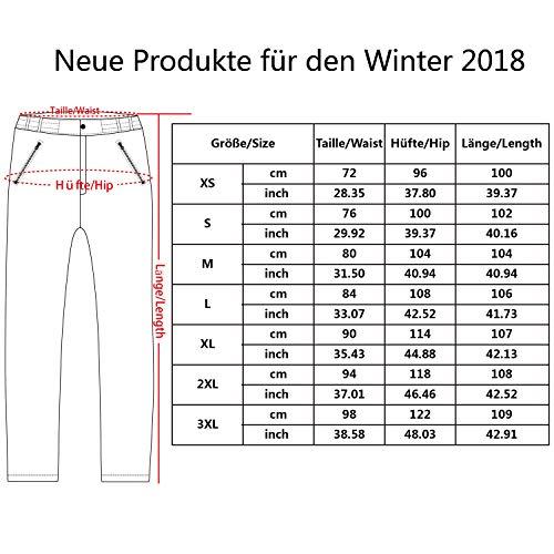 Invernali Sci da Alpinismo Verde Montagna Impermeabili Pantaloni Escursionismo HAINES Softshell 02 Pantaloni Trekking Donna 4EZx1v