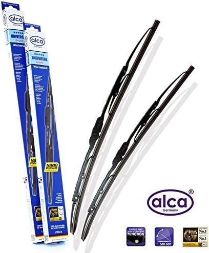 Alca Germany Universal Windscreen Wiper Blades 2222 AU2222H S-TYPE 1999-2002