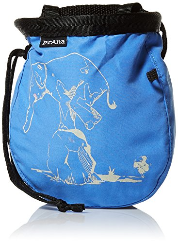 PRANA Graphic Chalk Bag with Belt