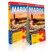 Maroc Explore Guide, Atlas, Map 2015: EXP-G650FR