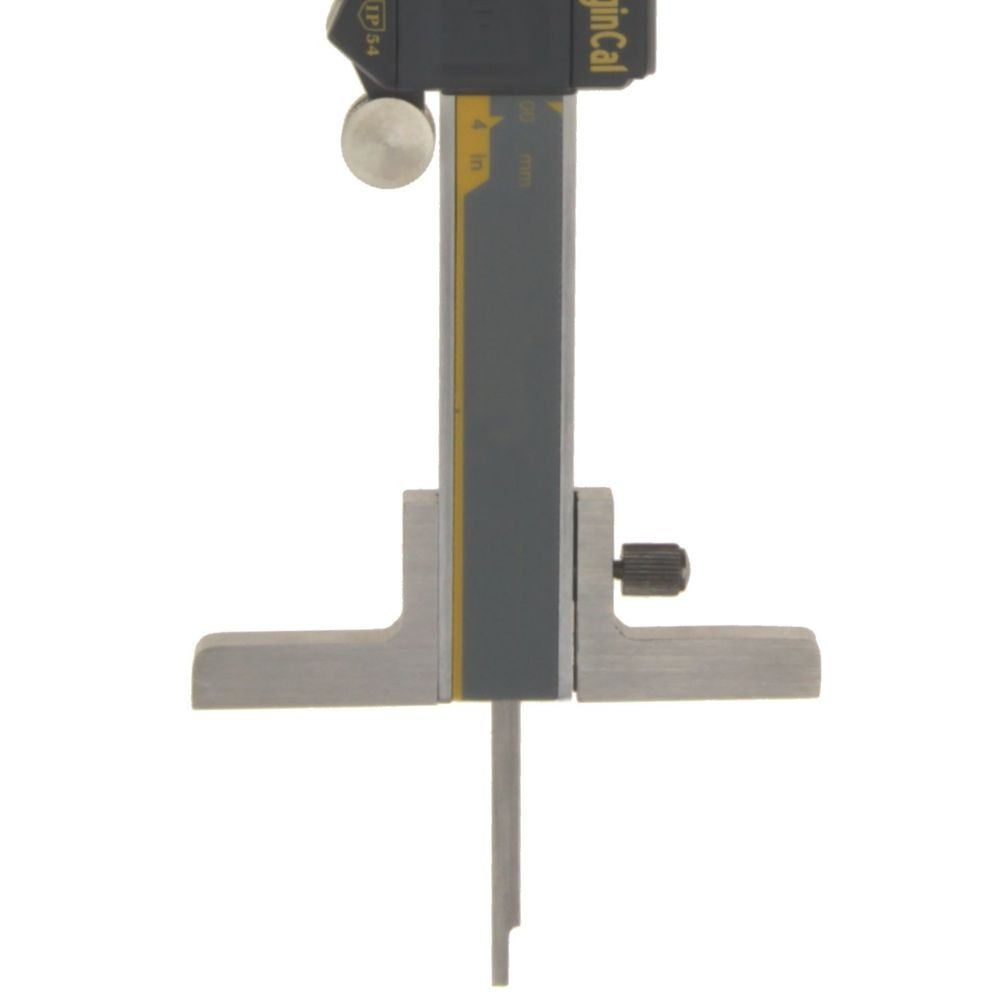 iGaging 100-D68 Caliper Depth Base T-Bar Attachment for Dial/Digital/Vernier Calipers, 4'', 6'', 8'', 12'' by iGaging (Image #4)