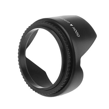 Biaobiaoc - Parasol para cámara réflex Digital Nikon Canon y Sony ...