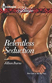 Relentless Seduction by [Burns, Jillian]