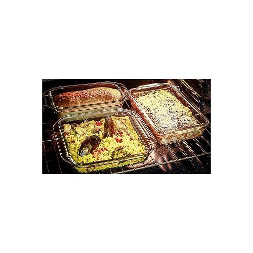 Glasslock 6-Piece Bakeware Set by GlassLock (Image #2)