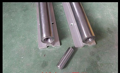 4 SBR12UU BEARING BLOCK Joomen CNC SBR12-250mm LINEAR SLIDE GUIDE 2 RAIL