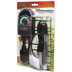 Zilla Reptile Terrarium Heat & Habitat Lighting Temp. Controller,1000W