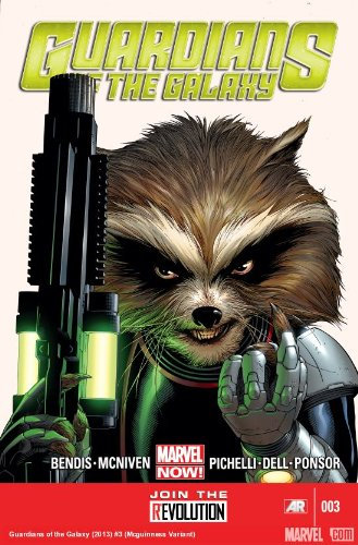 Guardians of Galaxy #3 Now