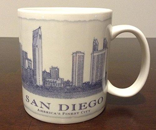 Starbucks Architecture Series Mug- San Diego, 2008