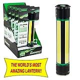 Kodiak Kuadrant 2000 Lumen COB LED Lantern/Camping, Workshops, of use Anywhere (Takes Much Less Space)