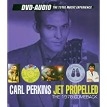 CARL PERKINS - JET PROPELLED (DVD Audio)