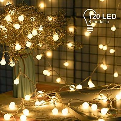 MUHOO Cadena Luminosa Bombilla, Vintage luz para Patio al Aire Libre jardín Fiesta decoración de Exteriores Interiores: Amazon.es: Hogar