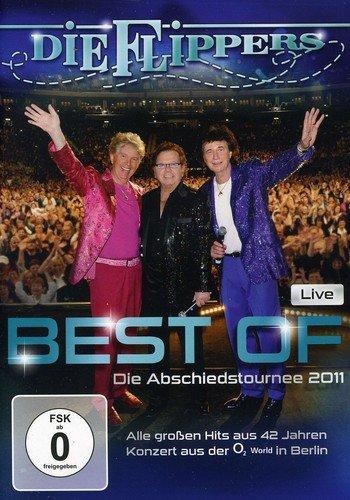 DVD : Die Flippers - Best Of Live (DVD)