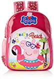 Peppa Polyester Pink School Bag (Age group :2-4 yrs)