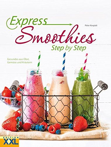 Express-Smoothies: Step by Step