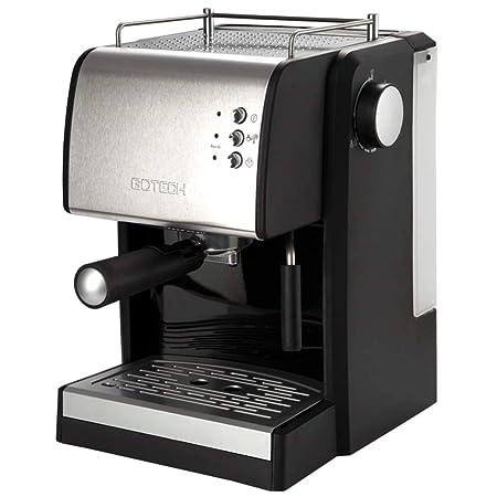 Cafetera eléctrica Pilot1 4250521720581 - Bomba Prensa 15Bar alta ...