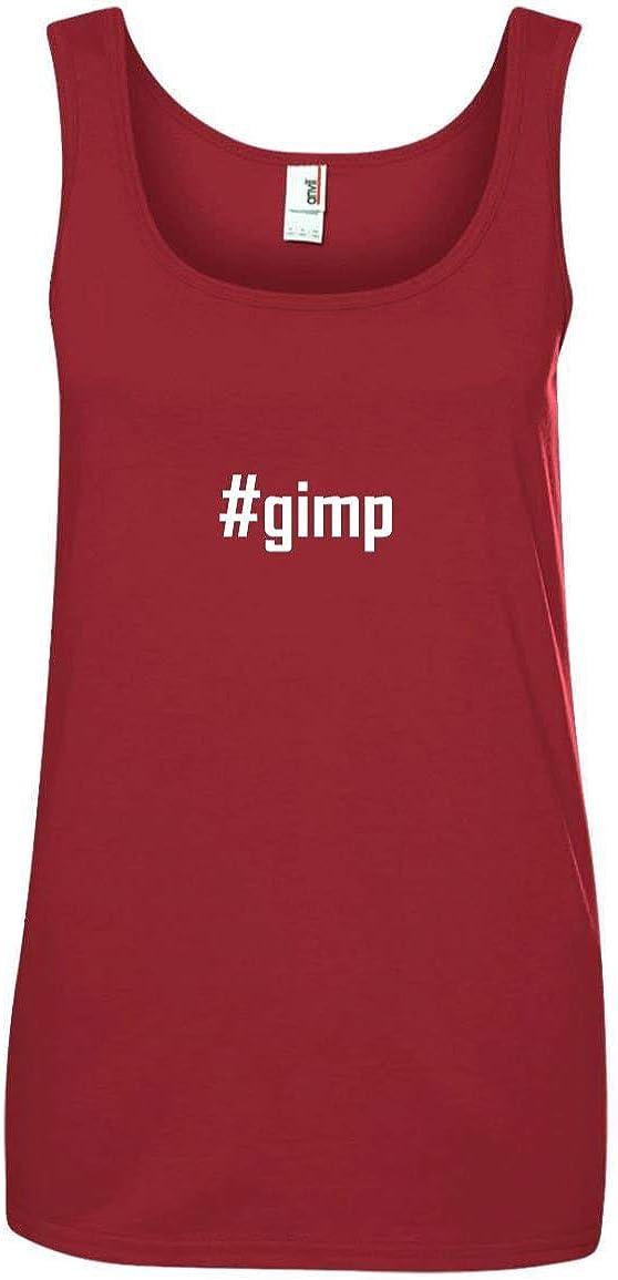 CHICKYSHIRT #gimp A Soft /& Comfortable Womens Ringspun Cotton Tank Top