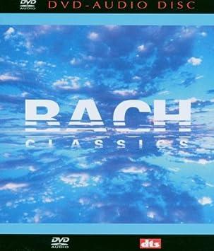 Bach Classics [DVD Audio]: Amazon co uk: Music