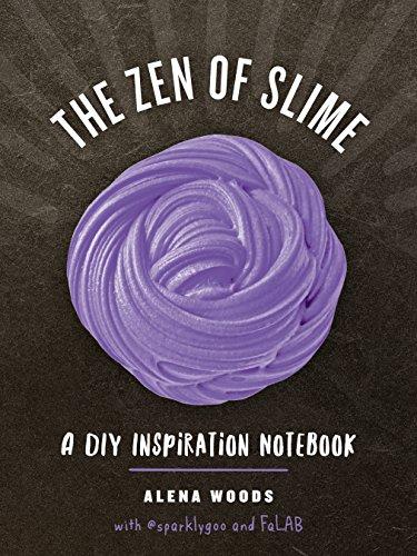 The Zen of Slime: A DIY Inspiration (Notebook Diy)