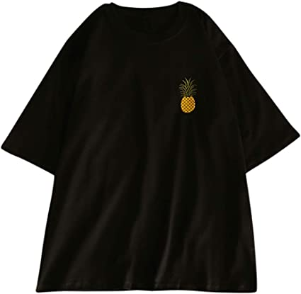 NOT YOUR BABY TEE Yellow Black Embroidered Top T Shirt Short Sleeve Fitted New