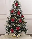 HUAN XUN Christmas Tree Ornaments Stocking